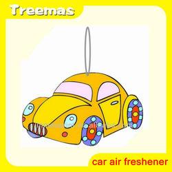 Customized hanging paper car air freshener L31