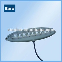 Intrinsically safe mining and tunnel LED Lighting