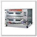 k551 2 camadas 8 bandejasindustriais de panificação forno máquina
