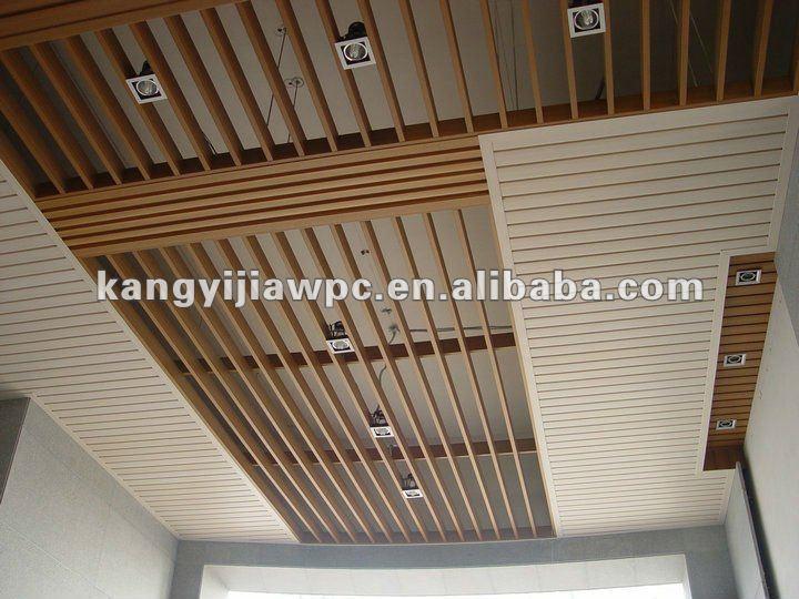 Wpc False Ceiling Designs - Buy House Ceiling Design,Gypsum Board ...