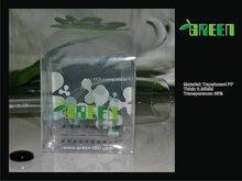 2015 PET Rose Packaging Box,Flower Packing Box