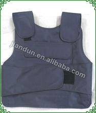 NIJ IIIA(9mm FMJ) soft kevlar bulletproof vest prices protect front,back,two sides