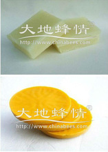 Beekeeping equipment refined natural beeswax supplier
