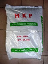mono potassium phosphate 98% -MKP tech.grade