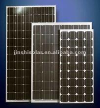 80W mono solar panel for solar system