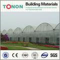 pc para techos de hoja de efecto invernadero de policarbonato utilizado invernaderos comerciales