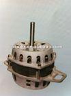 Electric motor used in washing machine