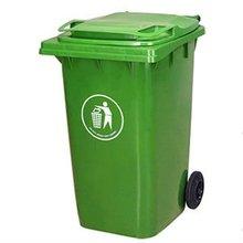 Waste bin 240 liter with 2 wheels