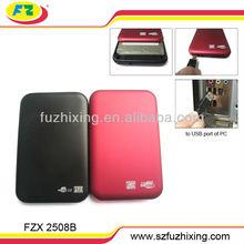 Super thin Aluminum 2.5'' hdd enclosure case