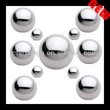 AISI304 316 420 440C AISI1010 AISI52100 carbon/ stainless /chrome steel balls