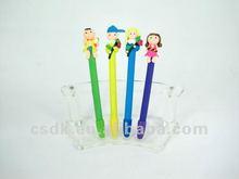 Children Polymer Clay Creative Stationery Ball Pen