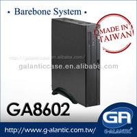GA8601 - bare bone system Mini PC Case thin client i7