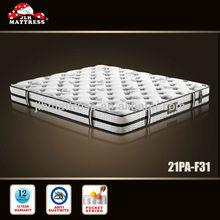 compressed pocket coil mattress