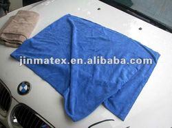 microfiber towel clean car/ microfiber cleaning cloth