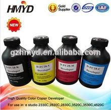2015 Compatible And Original Developer Toner Powder For E STUDIO 2330C 2820C 2830C 3520C 3530C 4520C