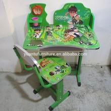 XD-506,For kindergarten used wooden furniture,kindergarten kids study table