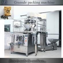 Multi-head weigher automatic beef jerky zipper bag packaging machine