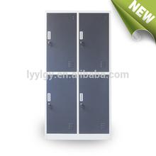 4 door good designer cheap baby wardrobes for sale/Euloong Steel Furniture