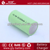 Factory price sub c high capacity rechargeable batteries for power tools made in China