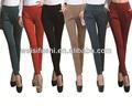 2015 novos! Custom mulheres de cintura alta harém pants