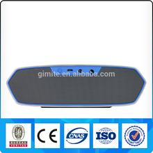 2015 Latest best quality 16W CSR bluetooth 4.0 speaker slide volume control DSP Technology