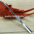 Pescados y mariscos 430 cangrejo de acero inoxidable y la langosta horcas/rastrillos
