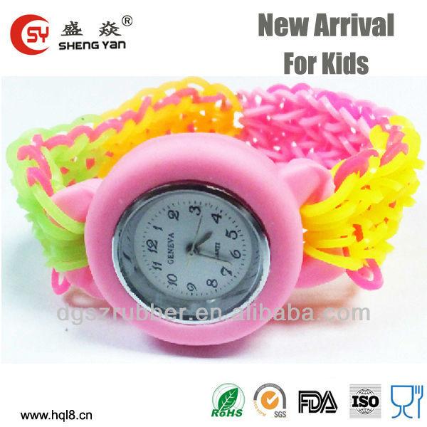 2014 New design kids watch,silicone wrist watch,vogue watch