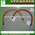 Futebol passando arcs, plástico pvc de formação de arco em desporto ou lazer