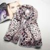 2013 High quality scarf Wholesale Leopard women silk scarf supplier