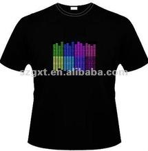 LED t-shirt