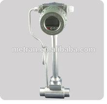 Digital Insertion Vortex flow meter for Liquid Air Gas Steam