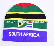 Nice design sport beanie with national team logo