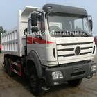 6x4 380hp 40T North Benz Dump Truck 10 Wheeler Truck