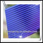 extruded pmma sheet solar panel corrugated plastic sheet
