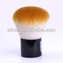 Best selling beauty kabuki makeup artist brush free sample Synthetic Hair Nylon Goat Hair kabuki powder brushes