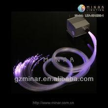 LED fibre optic light engine, 5W, 6 Colors, with remote controller (LEA-501)