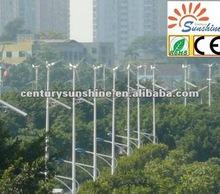 2012 the factory price of solar street ledlights & super new design solar aluminium LED street light