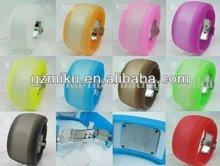 Digital Watch ODM Silicone Watch for 2012