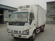 ISUZU 600P refrigerated truck