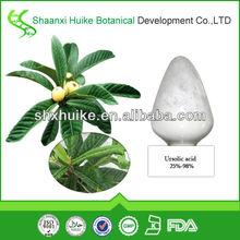 25% Ursolic acid from Loquat Leaf P.E.