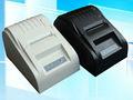 Ethernet interfaz de 58 mm portátil impresora térmica de recibos, 90 mm/s velocidad de impresión ZJ-5890T