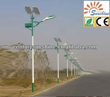High Power Solar LED Street Light 10-20W For Garden And Branch Way
