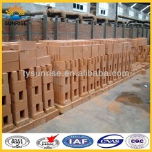 Heat resistance brick for heating furnace fire bricks for sale