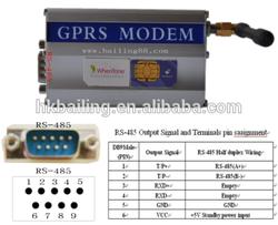 GSM/GPRS Modem CINTERION MC55 mudule RS485 Modem DB9
