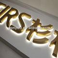 moda giyim 3D mağaza markası gravür logoları ve adları