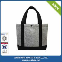 2015 wholesale Ladies Felt Bags Fashion