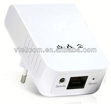Nano wireless power line communication adapter 40
