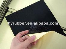 Self-adhesive Natural Rubber foam sheet/roll/pad/mat