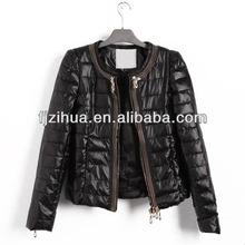 High quality fashion padding jacket for women coat