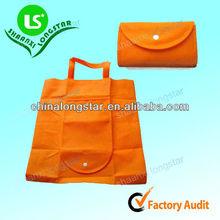 Eco-friendly Folding Nonwoven Shopping Bag